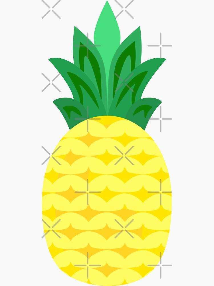 Pineapple Fruit by THPStock