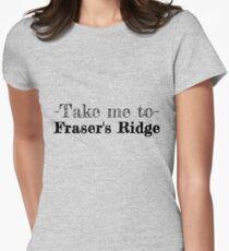 Take me to Fraser's Ridge T-Shirt