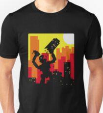 Robot destroy T-Shirt