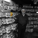Looking at clogs, through skin-coloured glasses. by MrJoop