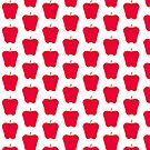 Red Apple Fruit by THPStock