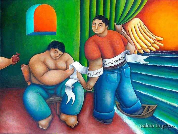 LA HISTORIA DE MI CORAZON by palma tayona