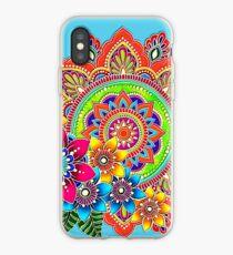 Springtime Mandala iPhone Case