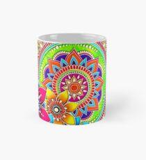 Springtime Mandala Classic Mug