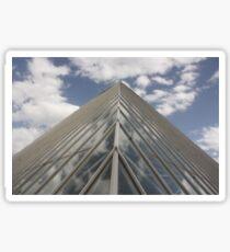 Pyramid Glasshouse Sticker
