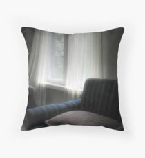 24.7.2010: Ghost View Throw Pillow