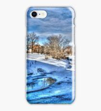 ALONG THE STURGEON (HDR) iPhone Case/Skin