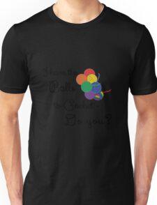 Balls 2 Crochet- Rainbow Unisex T-Shirt