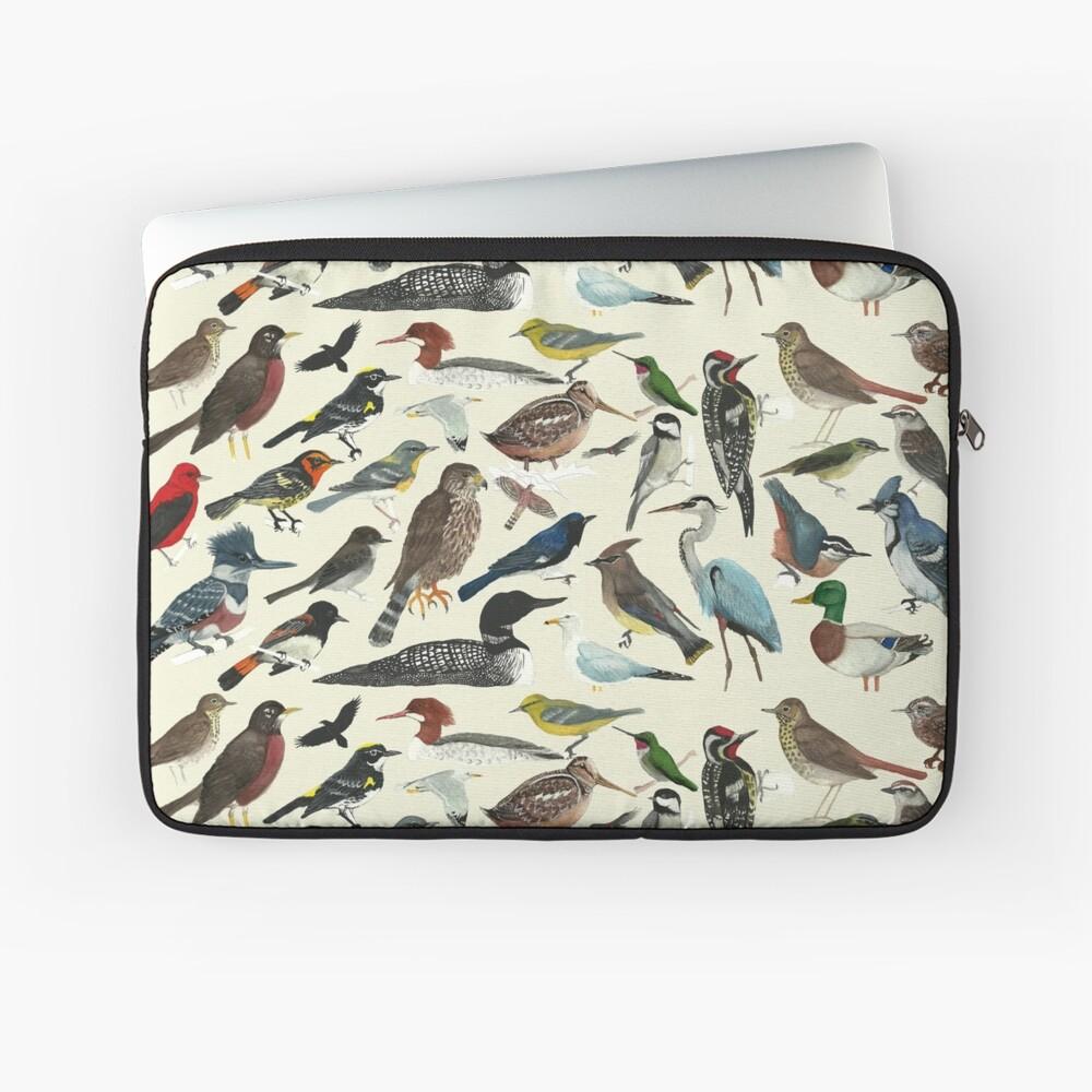 Bird Fanatic Laptop Sleeve