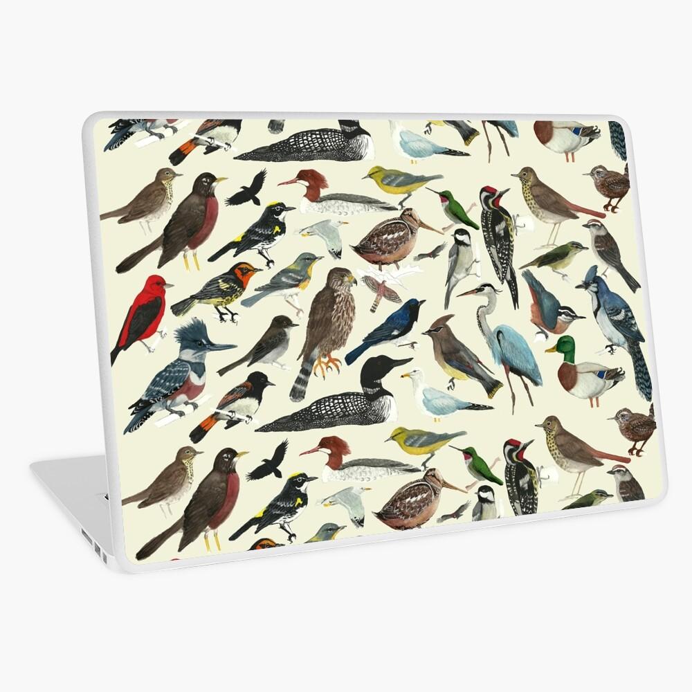 Bird Fanatic Laptop Skin