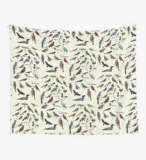 Bird Fanatic Tapestry