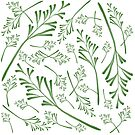Leafy Greens by elledeegee