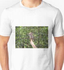 Kookaburra, Blackbutt Reserve, NSW, Australia Unisex T-Shirt
