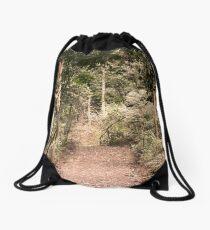 Blackbutt Reserve, NSW, Australia Drawstring Bag