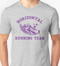 Horizontal Running Team Unisex T-Shirt