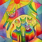 So Happy Together by Karin Zeller