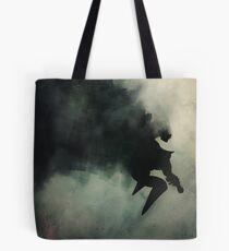 Caped Crusader... Tote Bag