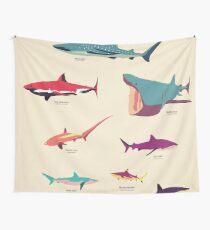 Sharks Wall Tapestry