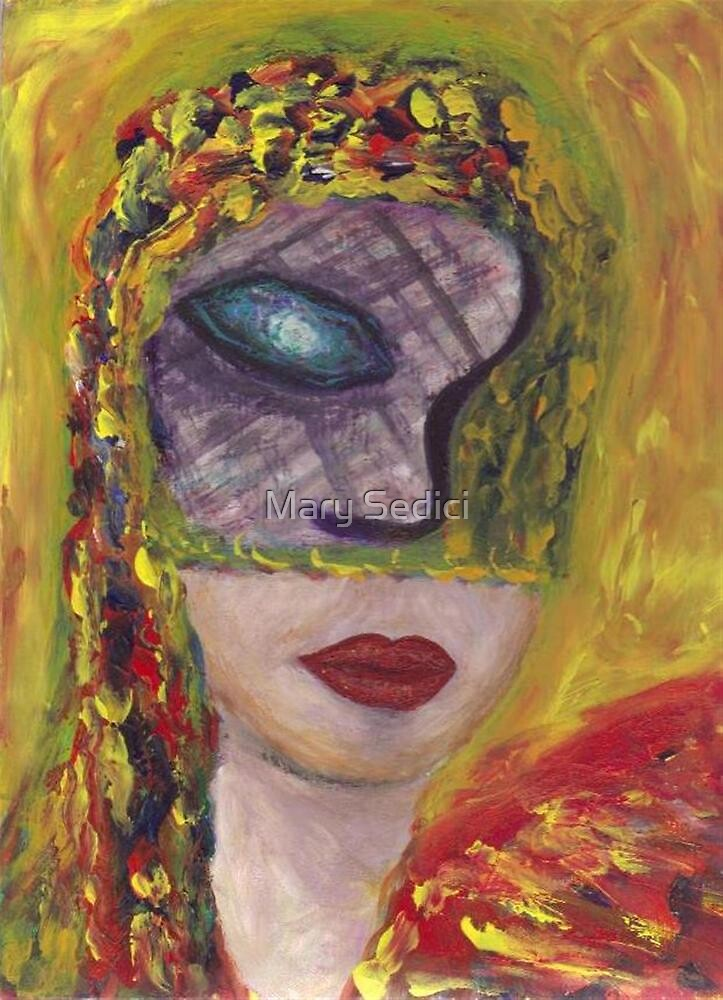 BlindFolded  by Mary Sedici