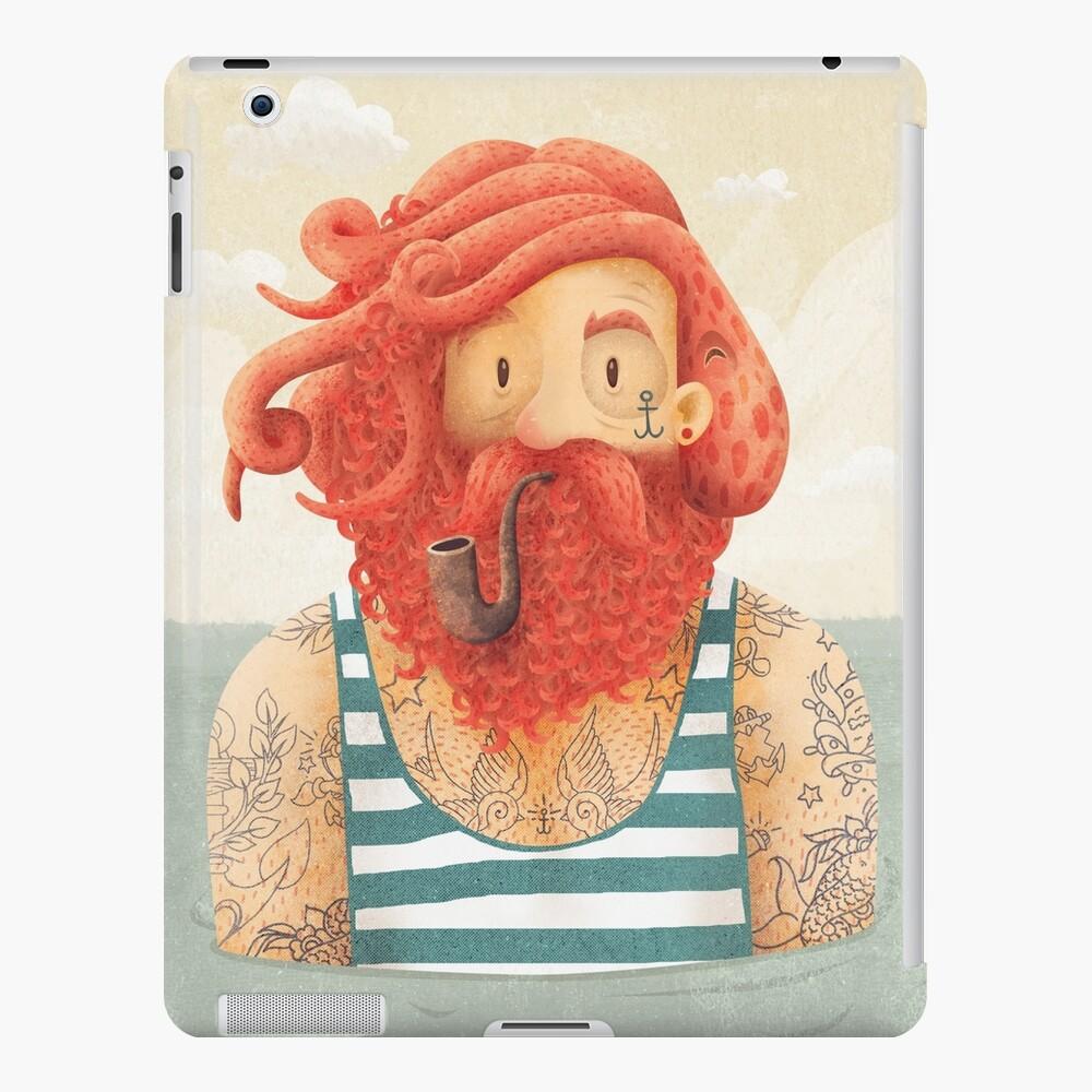 Pulpo Funda y vinilo para iPad