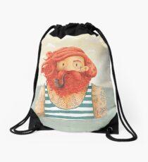 Octopus Drawstring Bag