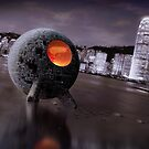Sphere From Outer Space von coolArtGermany