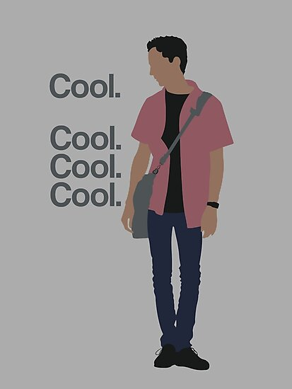 Cool... Cool. Cool. Cool. by Rachel Mansell
