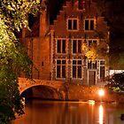 Historic Bruges by ferryvn