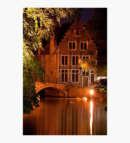 Historic Bruges Photographic Print
