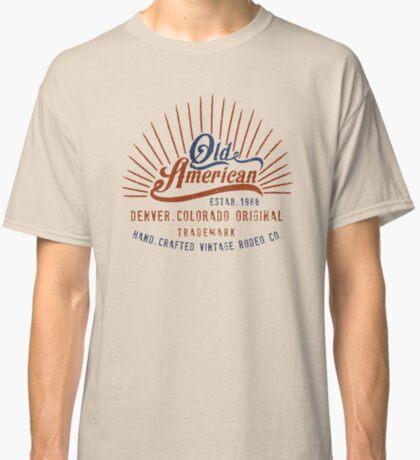 Denver Colorado Old American Classic T-Shirt