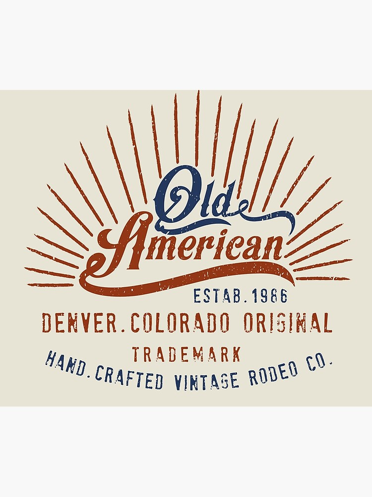 Denver Colorado Old American by Chocodole