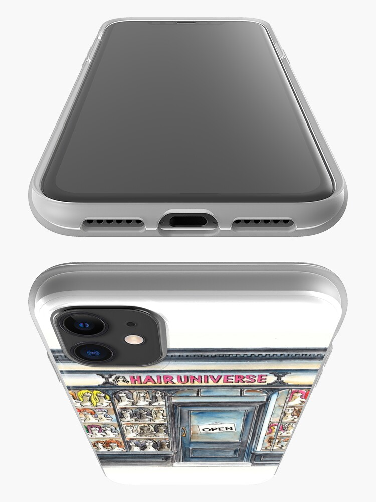 Alternate view of Hair Universe 2 iPhone Case & Cover