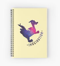 Journey Into Imagination with Figment Spiral Notebook
