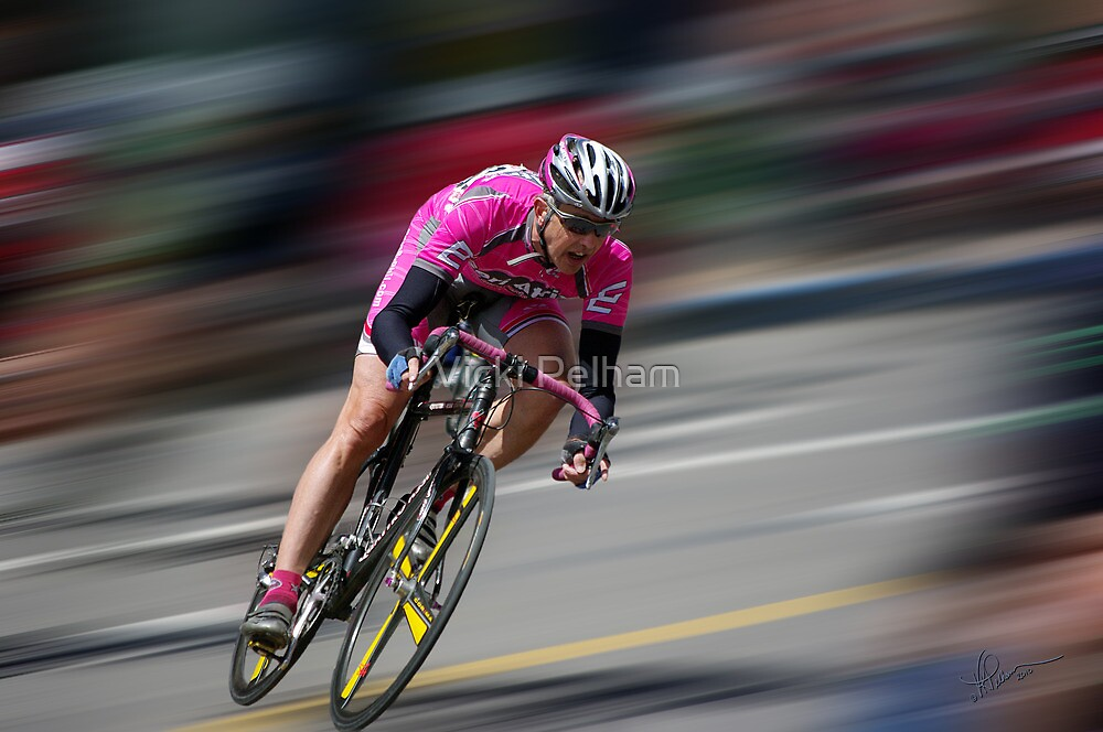 Take it! ~ Tour of the Gila Criterium Race 2010 by Vicki Pelham