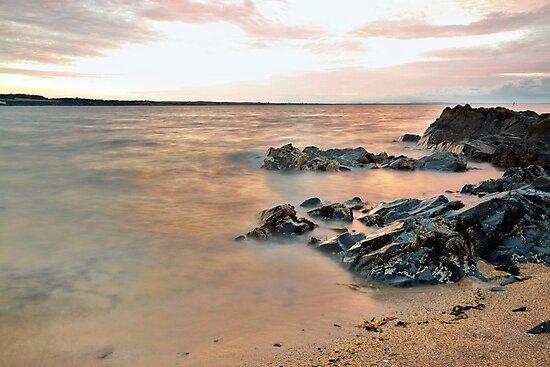 By the sea by Martina Fagan