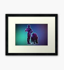 These are the Droids you're Looking For Framed Print