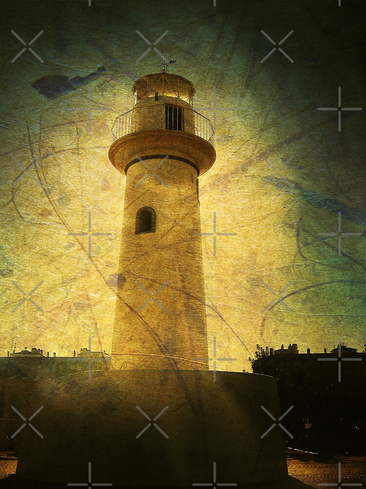 Lighthouse by Maria  Gonzalez