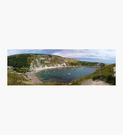 Lulworth Cove Photographic Print