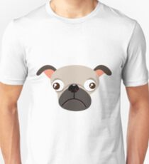 Pug Slim Fit T-Shirt
