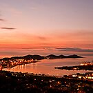 Sunset - Noumea by ScottH