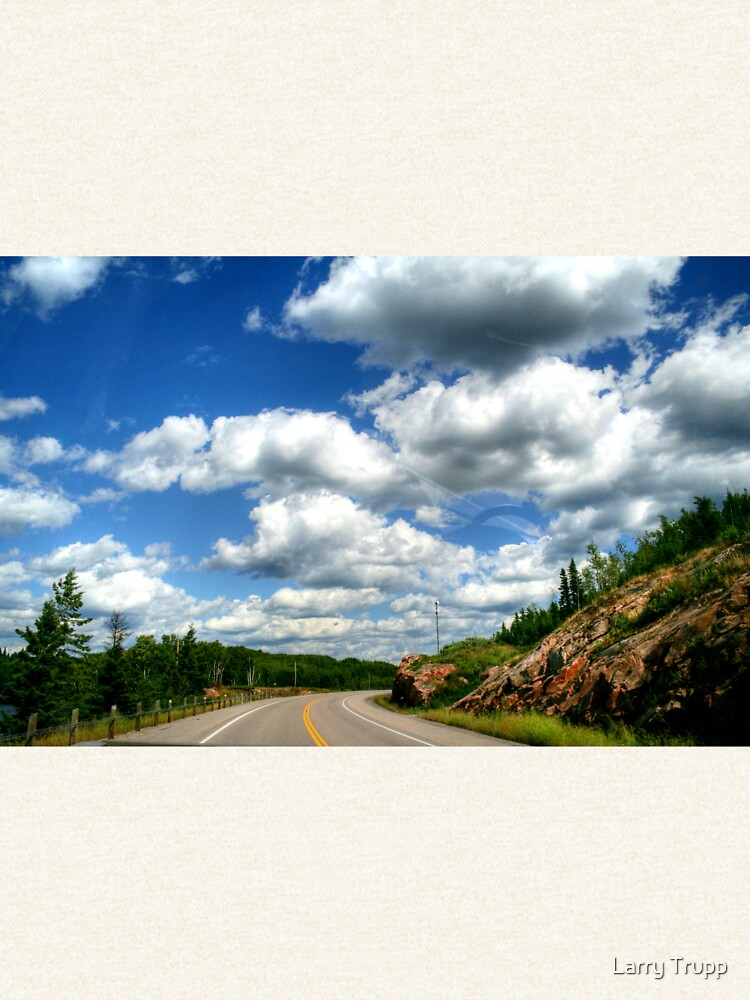 Scenic Drive to the USA by umpa1