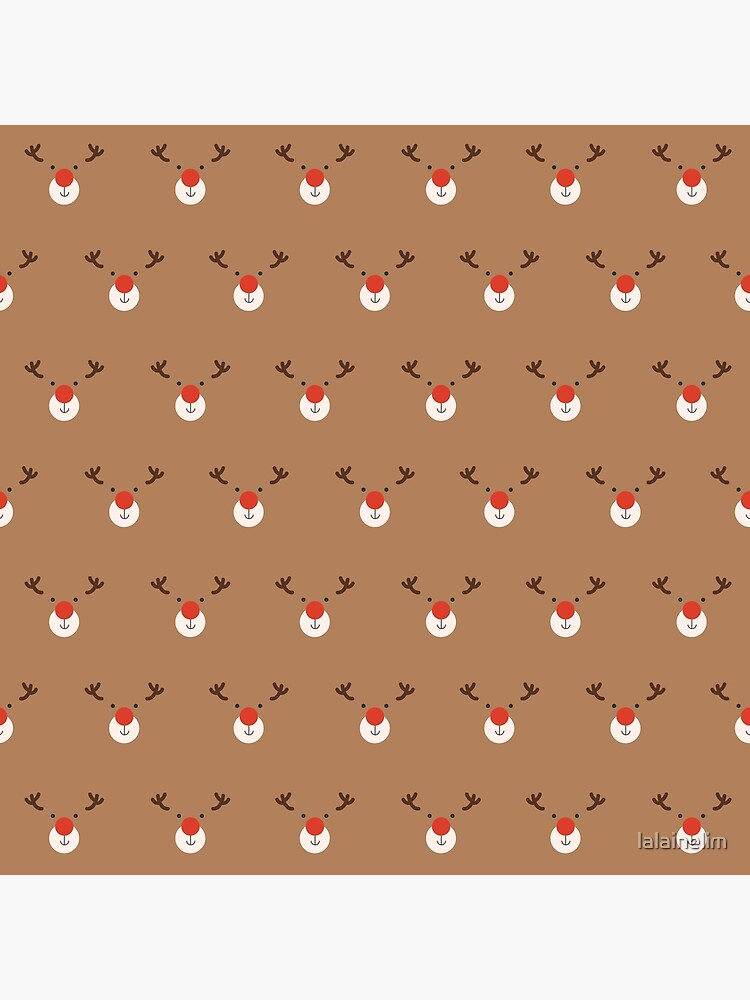 Rudolph Clones (Patterns Please) by lalainelim