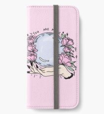 you are magic - pt2 iPhone Wallet/Case/Skin
