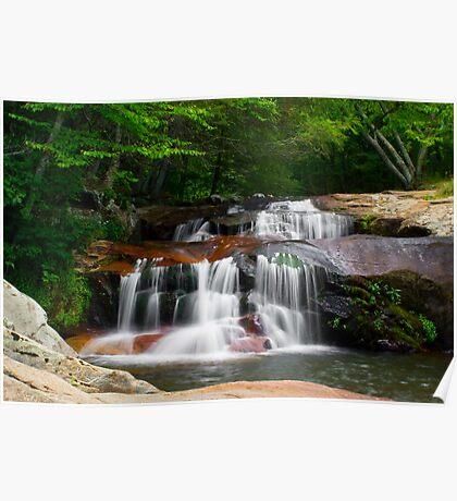 Statons Creek Falls Poster