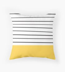 MARINERASMUSTARD Throw Pillow