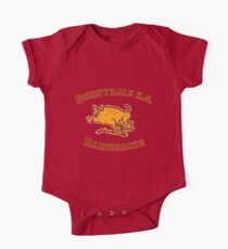 Sunnydale H.S. Razorbacks One Piece - Short Sleeve