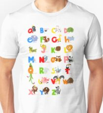 ABC (english) Unisex T-Shirt