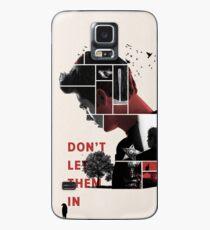 Aufwachen Hülle & Skin für Samsung Galaxy