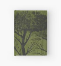 Forest Green Hardcover Journal