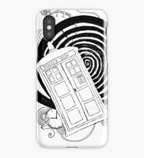 And somewhere in the universe the teas getting cold.  iPhone Case/Skin
